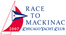 2007 Chicago to Mackinac Sailboat Race