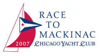 2007 Chicago Mackinac Race logo
