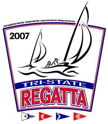 2007 Tri-State Regatta logo