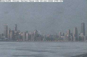 Chicago NOAA webcam image