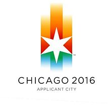 Chicago Olympics 2016 Applicant City logo