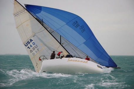 Melges 32, Savannah, Sail Number USA 140